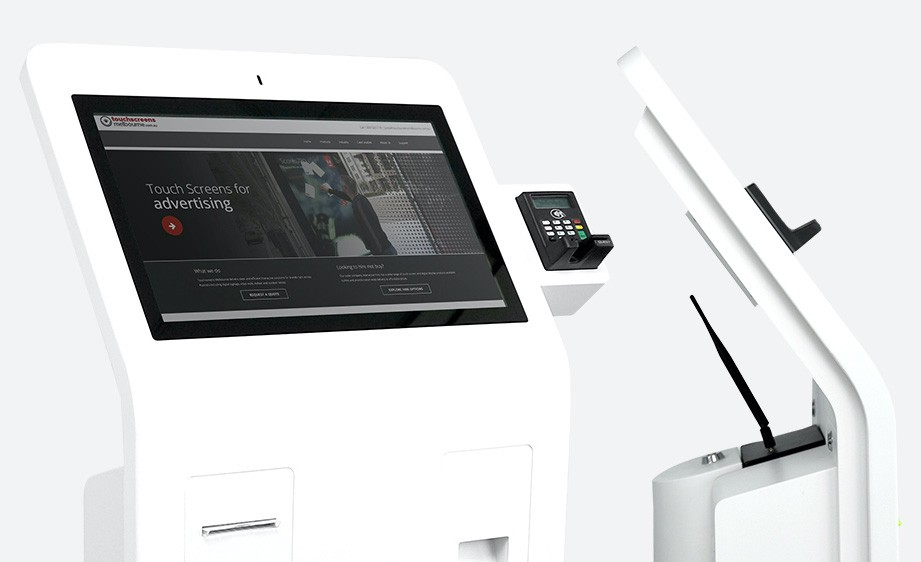 Touchscreen for business