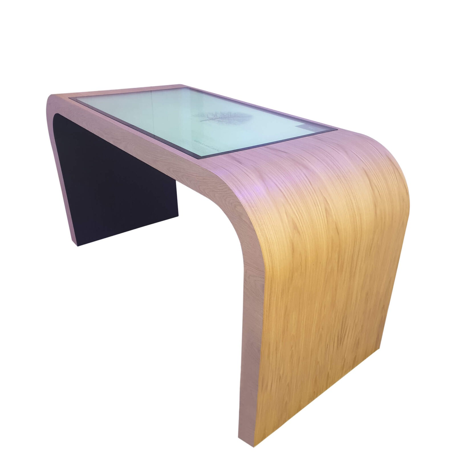 Image Planniing Table Timber Curved A