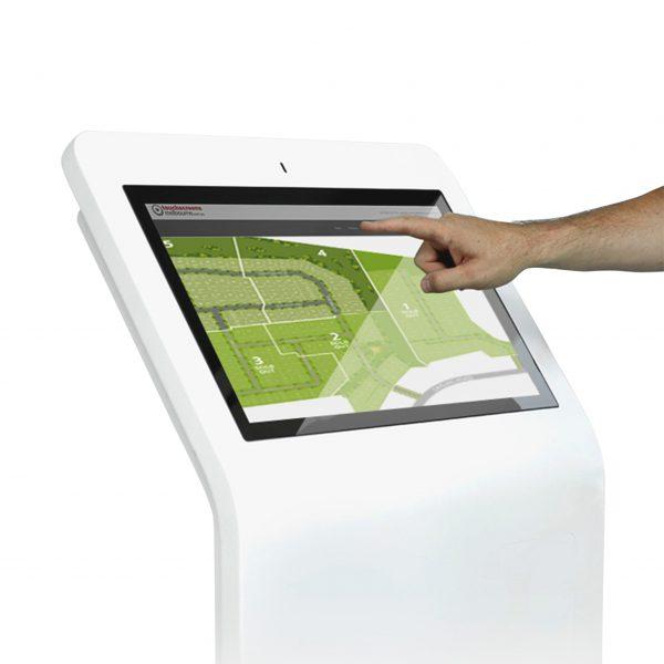 Marketing Time Indoor Kiosk - Marketing Lab
